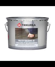 Tikkurila Valtti Kaluste- Ja Terassiöljy 9l Kelonh