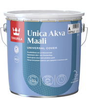 Tikkurila Unica Akva C 2,7l Ovi- Ja Ikkunamaali
