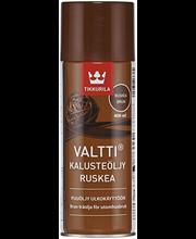 Tikkurila Valtti Kalusteöljy Ruskea Spray 400ml