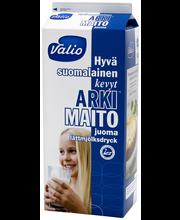 Valio Hyvä suomalainen Arki kevytmaitojuoma 1,5 l