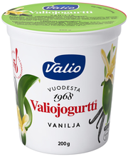 Valiojogurtti 200 g vanilja HYLA