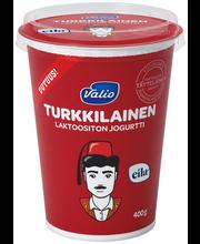 Valio turkkilainen jogurtti 400 g laktoositon