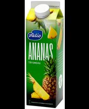 Valio ananastäysmehu 1 l