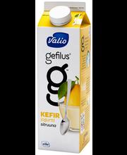 Valio Gefilus Kefir jogurtti 1 kg sitruuna laktoositon