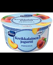 Valio Eila kreikkalainen jogurtti 150 g persikka laktoositon