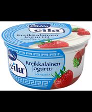Valio Eila kreikkalainen jogurtti 150 g mansikka laktoositon