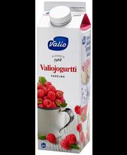 Valiojogurtti 1kg vadelma HYLA