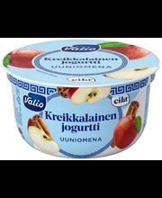 Valio Eila kreikkalainen jogurtti 150 g uuniomena laktoositon