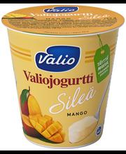 Valiojogurtti Sileä 150 g mango HYLA