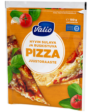Valio e150g pizzajuusto raaste