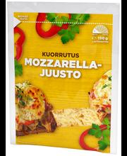Mozzarella e150 g raaste