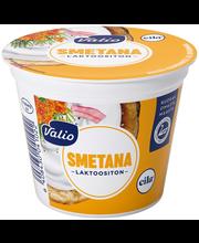 Smetana laktoos