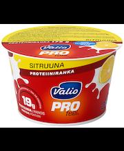 Valio PROfeel proteiinirahka 175 g sitruuna laktoositon
