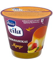 Valio Eila kermavanukas 120 g mango laktoositon
