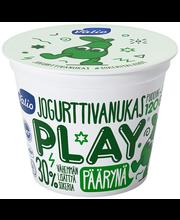Valio Play jogurttivanukas 120 g päärynä laktoositon