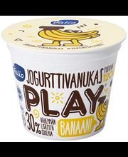 Valio Play jogurttivanukas 120 g banaani laktoositon