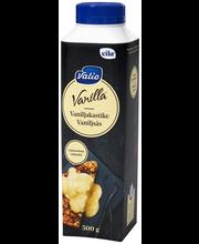 Valio Vanilla vaniljakastike 500 g laktoositon