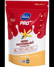 Valio PROfeel heraproteiinilisä 600 g vaniljainen laktoositon