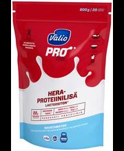 Valio PROfeel heraproteiinilisä 600 g maustamaton laktoositon