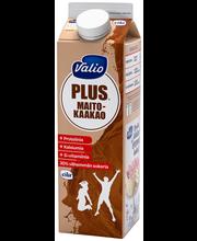 Valio Plus maitokaakaojuoma 1 l laktoositon