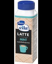 Valio Eila Latte mint maitokahvijuoma 2,5 dl laktoositon