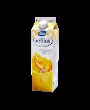 Valio Gefilus persikka-passionkeitto 1 kg