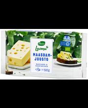 Maasdam juusto 500 g l...