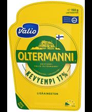 Valio Oltermanni 17 % e150 g viipale