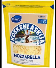 Valio Koskenlaskija mozzarella e150 g juustoraaste laktoositon