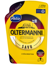 Valio Oltermanni Savu ohuen ohut e270 g viipale