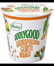 Valio Oddlygood kaurapohjainen gurtti 150 g mango