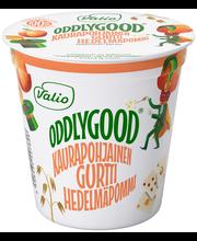 Valio Oddlygood kaurapohjainen gurtti 150 g hedelmäpommi