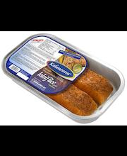 Kalaneuvos maustettu uuni ja grillivalmis lohifileepala ruodoton 2x150g rasia