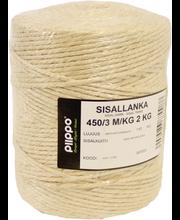 Piippo Sisal 450/3