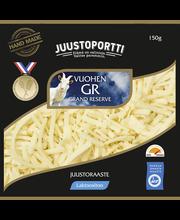 Juustoportti Vuohen GR-juustoraaste (Grand reserve) 150g