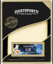 Juustoportti Vuohen GR (Grand reserve) juusto 175g suojak.rasia