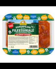 Kariniemen Kananpojan Fileesuikale jalapeno-cayenne 450g