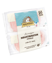 Kariniemen chicken breast filé naturell 4x150g