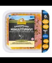 Kariniemen Kananpojan Minuuttipihvi sitruuna-oliiviöljy 330g