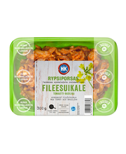 HK Rypsiporsas® Fileesuikale Italian tomaatti-basilika 300g