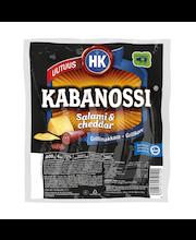 HK Kabanossi® Salami & Cheddar 400g