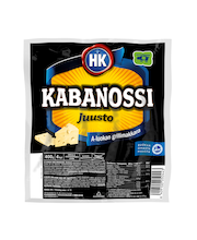HK Kabanossi ® 400g Juusto