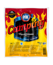 HK 400g Camping ® Gril...
