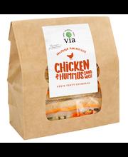 Chicken&Hummus Sandwic...