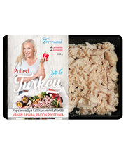 "Pulled Turkey ""Jutta G"" 200g"