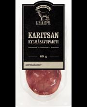 Kannuksen Lihakauppa Karitsan kylmäsavupaisti 60 g