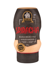 Sriracha burgerkastike...