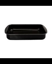 House lasagnevuoka 40x30 cm, musta