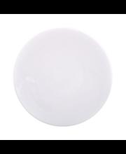 House Pino matala lautanen 20 cm, valkoinen