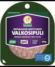 Snellman 200g Kotimainen valkosipulimeetvursti viipaleet